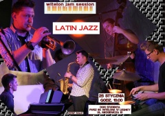 Latin Jazz na Witelon Jam Session